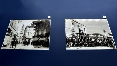 Tep apre l'archivio: in mostra la storia  del trasporto pubblico a Parma -  Foto