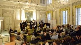 Itinerario di musica d'arte  nei palazzi storici di Parma