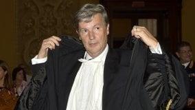 L'insediamento del nuovo procuratore Alfonso D'Avino