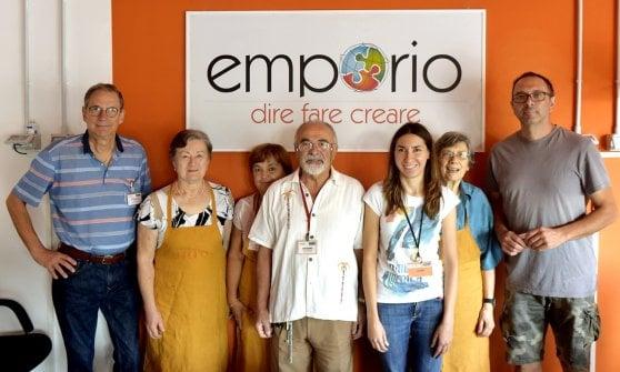 L'Emporio Solidale di Parma: la magia del carrello, la dignità di un pasto