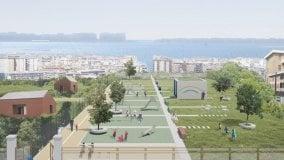 Taranto, dalla Fondazione Pizzarotti  un parco per i bimbi del Tamburi