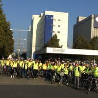 Barilla, a Parma al lavoro in bicicletta