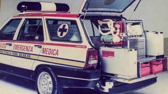 Buon compleanno automedica: 30 anni fa a Parma nasceva il servizio