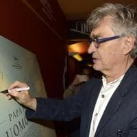 Parma, a Wim Wenders il premio Trecentosessanta - Foto