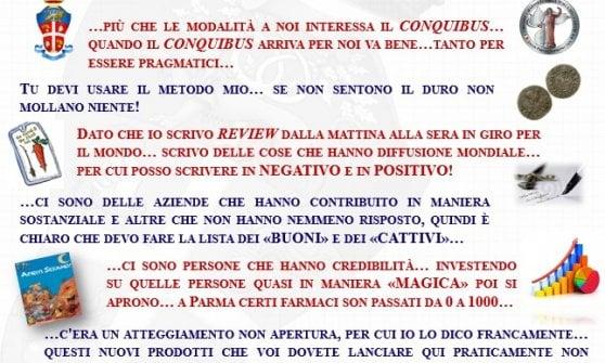 Corruzione sui farmaci: arrestato a Parma il professor Aversa, luminare dell'ematologia