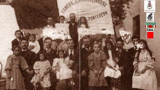 Felino, da una foto del 1908 nasce il ricordo dei bambini dello sciopero agrario