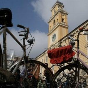 Parma premia chi fa shopping in bici: sconti nei negozi