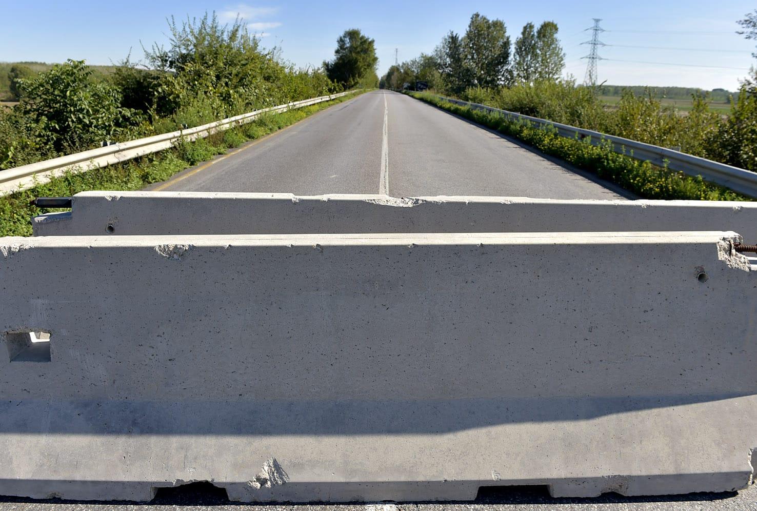 Il ponte sul Po a Colorno sarà ricostruito da due imprese di Parma