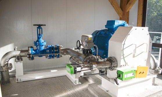 Borgotaro, la nuova centrale idroelettrica intitolata a Pierluigi Ferrari