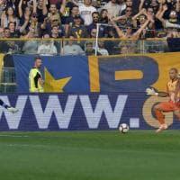 Parma tosto ma passa la Lazio: decidono Immobile e Correa - Foto