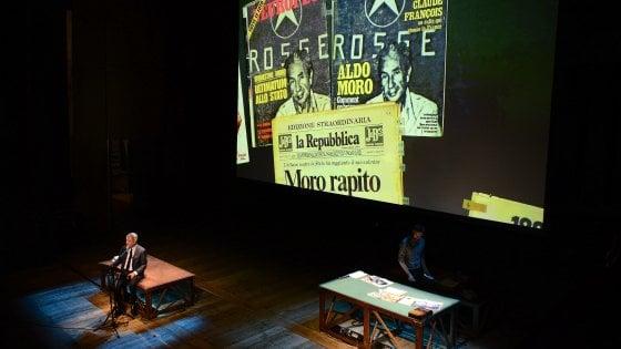 Il condannato: Ezio Mauro porta a Teatro Due di Parma la cronaca del sequestro Moro