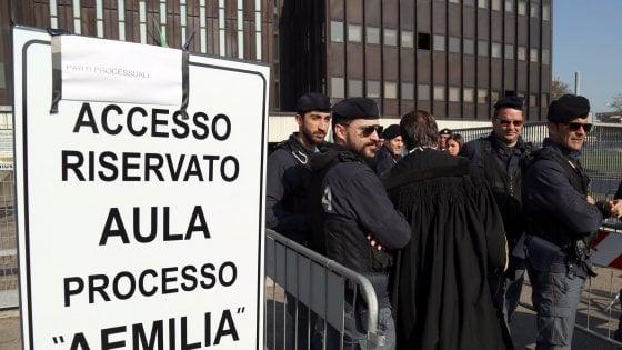 Aemilia, 1.200 anni di carcere per 'ndrangheta