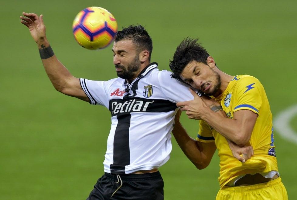 Crociati ancora a secco di gol: Parma-Frosinone è pari senza reti - Foto