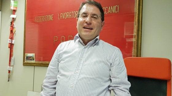 """Fiom Cgil Parma, il neo segretario Barbera: """"Criminalità tocca anche l'industria 4.0"""""""
