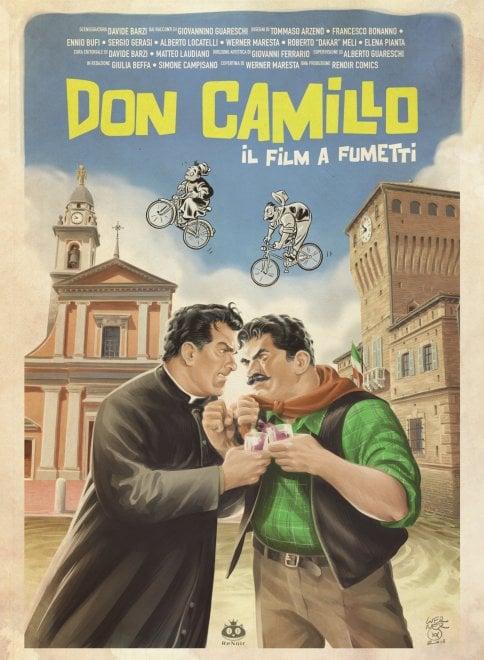 Don Camillo a fumetti: a Roncole i nuovi episodi - Foto