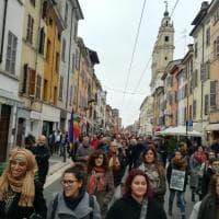 Fight for your right: Parma in piazza contro il decreto Salvini - Foto