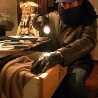 Dai negozi alle case: la questura aggiorna il bollettino dei furti
