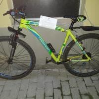 Bici rubate, la questura di Parma cerca i proprietari - Foto