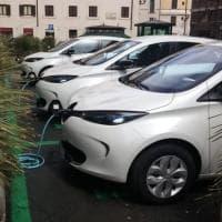 Auto elettriche, a Parma ne circolano 55