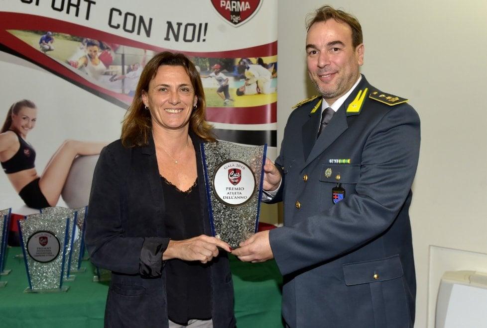Andrea Zorzi al Gran Galà 2018 del Cus Parma - Foto