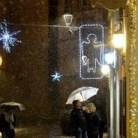 Parma, passeggiata in centro sotto la neve - Foto