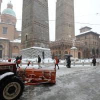 Parma, operativo il piano neve