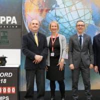 Economia, Casappa chiude 2018 record e distribuisce un bonus ai dipendenti