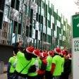 BabbiRun: sette km a piedi da S.Pancrazio alla pediatria