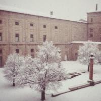 Nevicata a Parma: le foto sui social