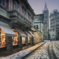 Parma, la neve del mattino - Foto