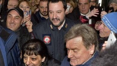 La visita del ministro a Sorbolo -  Foto