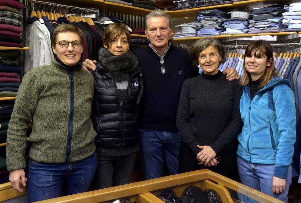 Parma, dopo 35 anni chiude Sporting Goods - Foto