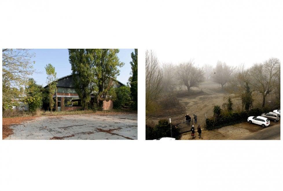 Ex Cral Bormioli a Parma: com'era  e com'è in attesa del nuovo centro sportivo - Foto