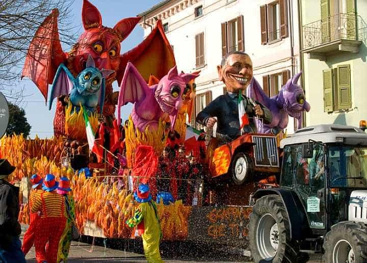 Busseto, mancano i volontari: salta la centenaria festa di Carnevale