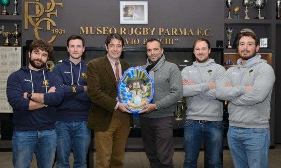 Derby del Caplètt: Rugby Parma batte Amatori 276  a 270