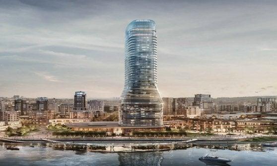 Edilizia, Impresa Pizzarotti costruirà punto panoramico di 41 piani a Belgrado