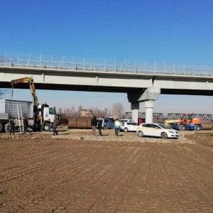 Ponte sul Po a Colorno, c'è la data di fine lavori: 5 giugno 2019