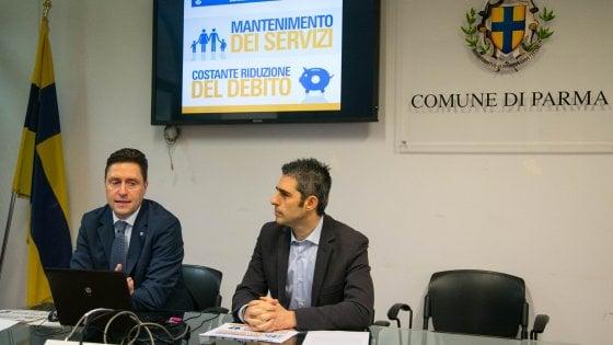 Taglio al fondo Imu-Tasi, stima dell'Anci: a Parma 1,9 milioni in meno