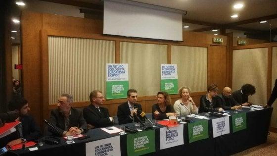 Elezioni Europee: patto fra i Verdi e Italia in Comune