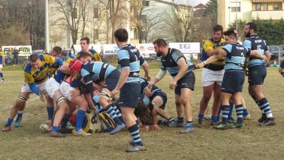Rugby Parma vince il derby contro l'Arca Gualerzi