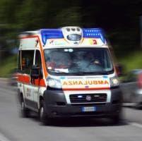 Parma, raffica di incidenti stradali: tre ciclisti feriti