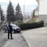 Compiano, scopre il ladro in casa: rapinatore arrestato dai carabinieri