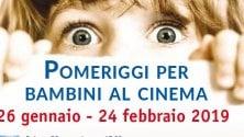 Al cinema Astra  cinque week end  dedicati ai bambini