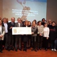 Dal cibo ai colloqui in carcere: i progetti di Parma Facciamo Squadra per