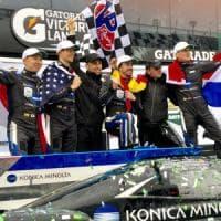 Motori, dominio Dallara alla 24 Ore di Daytona