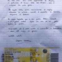 Parma, tifoso spagnolo regala biglietto Sei Nazioni al club che ha perso