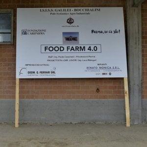 Parma, avanza la Food Farm: da settembre operative le linee di produzione