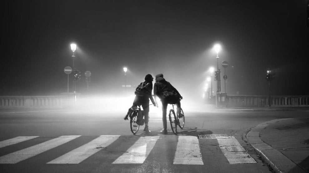 Una città in bianco e nero: Parma nelle foto di Furlotti