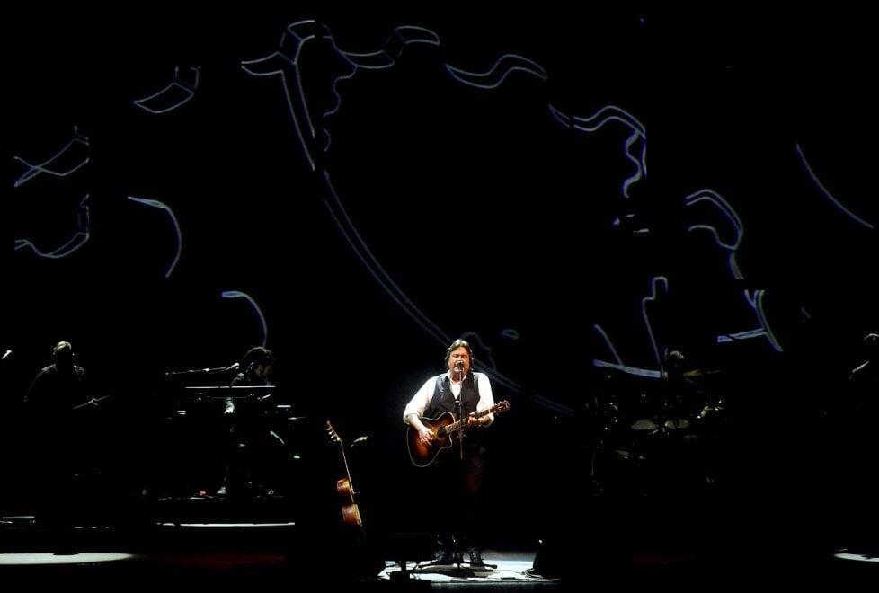 Il concerto di Cristiano De Andrè al teatro Regio di Parma - Foto