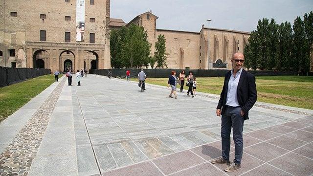 """Piazza della Pace, Alinovi: """"Nessun ritardo, cantiere concluso a primavera"""""""